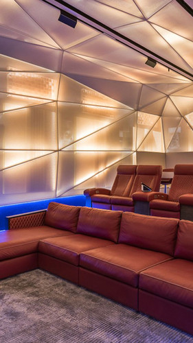 Stealth Home Theater