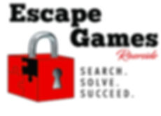 Escape Games Riverside Logo