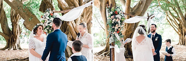 Buderim, sunshine coast wedding photographer, queensland wedding photographer, australia wedding photographer, park, wirreanda park, ceremony, garden, flowers