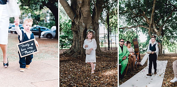 Buderim, sunshine coast wedding photographer, queensland wedding photographer, australia wedding photographer, park, wirreanda park, ceremony, garden