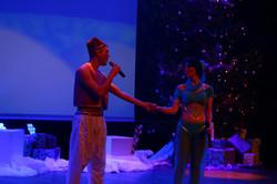 Aladdin et Jasmine - Ce rêve bleu
