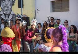 Tragédia carnavalizada - Guto Muniz