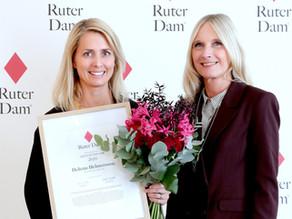 Årets Ruter Dam 2020 - Helena Helmersson, vd H&M-gruppen
