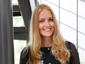 Nina Åxman, Ruter Dam 2019, VP Global Operations på Sandvik Rock Tools