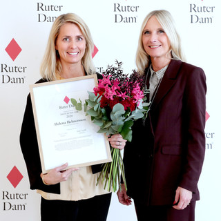 Helena Helmersson     Årets Ruter Dam 2020
