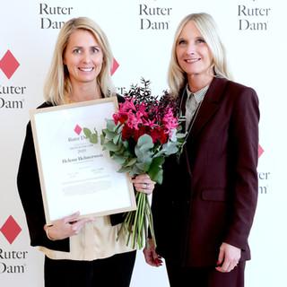 Årets Ruter Dam 2020  |  Helena Helmersson