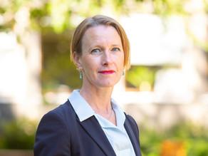 Viveka Beckeman, Ruter Dam 2017, ny VD för Skogsindustrierna