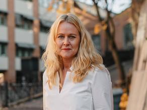 Intervju med Jessica Enbacka, Ruter Dam 2012, ny VD Tui Nordic
