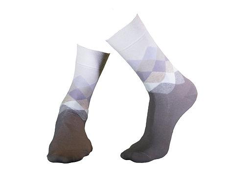 Stylish Socks კაცის წინდაზომა 39-42. 43-46. კოდი TIFLIS46 ფერი ნაცრისფერი.