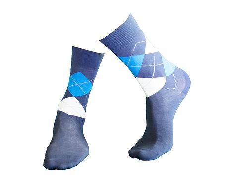 Stylish Socks, კაცის წინდა.ზომა 39-42. 43 -46. კოდი  GW39 ფერი ნაცრისფერი.