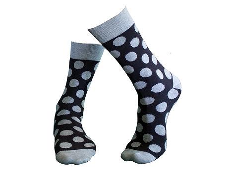 Stylish Socks კაცის წინდაზომა 39-42. 43-46. კოდი TIFLIS41 ფერი შავი, კოპლებით.