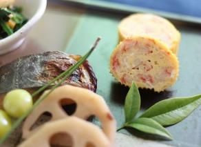 11月は和食月間【くるくる玉子焼き】作り方