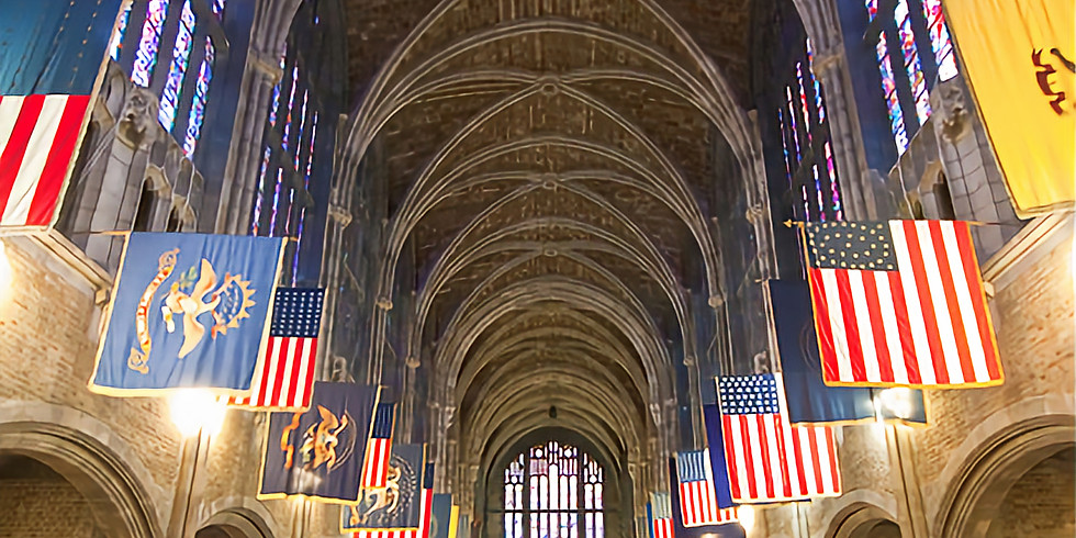 West Point Cadet Chapel- West Point, New York