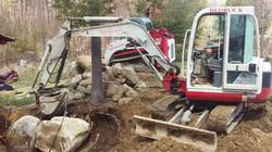Improving drainage