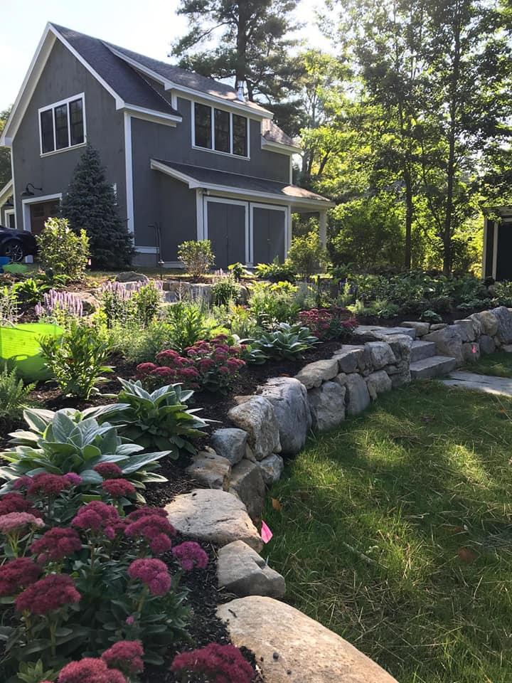 bedrock garden