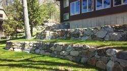 Tight stonework