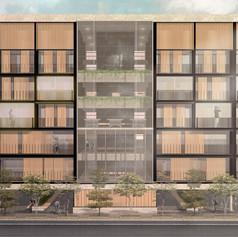 Housing Barrio Yungay