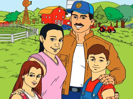 Captian Empath by El Sol CHW Comics