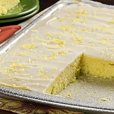 """Lemon Sheet Cake 13x9"""""""