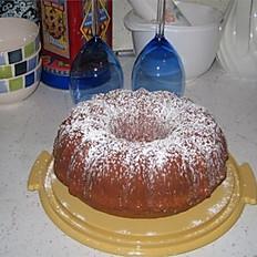 7Up  Tube Cake