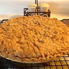 """Apple Crumb Pie 9"""""""