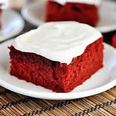 """Red Velvet Sheet Cake 13x9"""""""