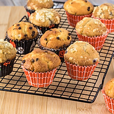 Assorted Muffins per dozen