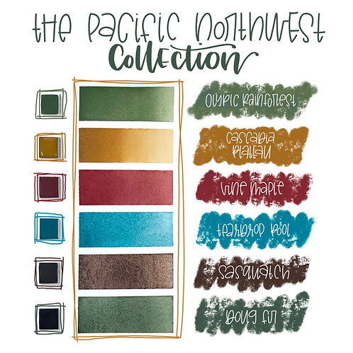 The Pacific Northwest Collection