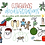 Thumbnail: Christmas Doodlestrations, 15 Doodles with Detailed Instuctions, Doodling for Be