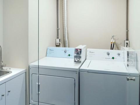 洗衣機與烘衣機