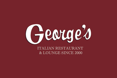 George's Gift Card