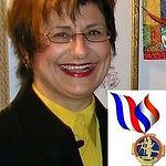Jocelyne KURC- Meilleur Ouvrier de France- MOF- brodeuse d'art- maitre brodeur- diplomée d'état-