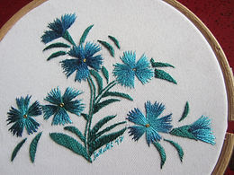 Modèles à broder/ patterns for embroidery