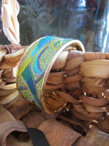 bracelet Joline emeraude