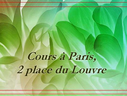 cours Paris