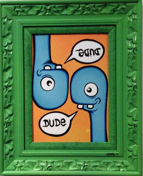 """Too Cool Dudes"" by JOSHR"
