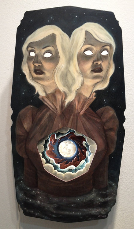 Cosmology by Jennie Cotterill