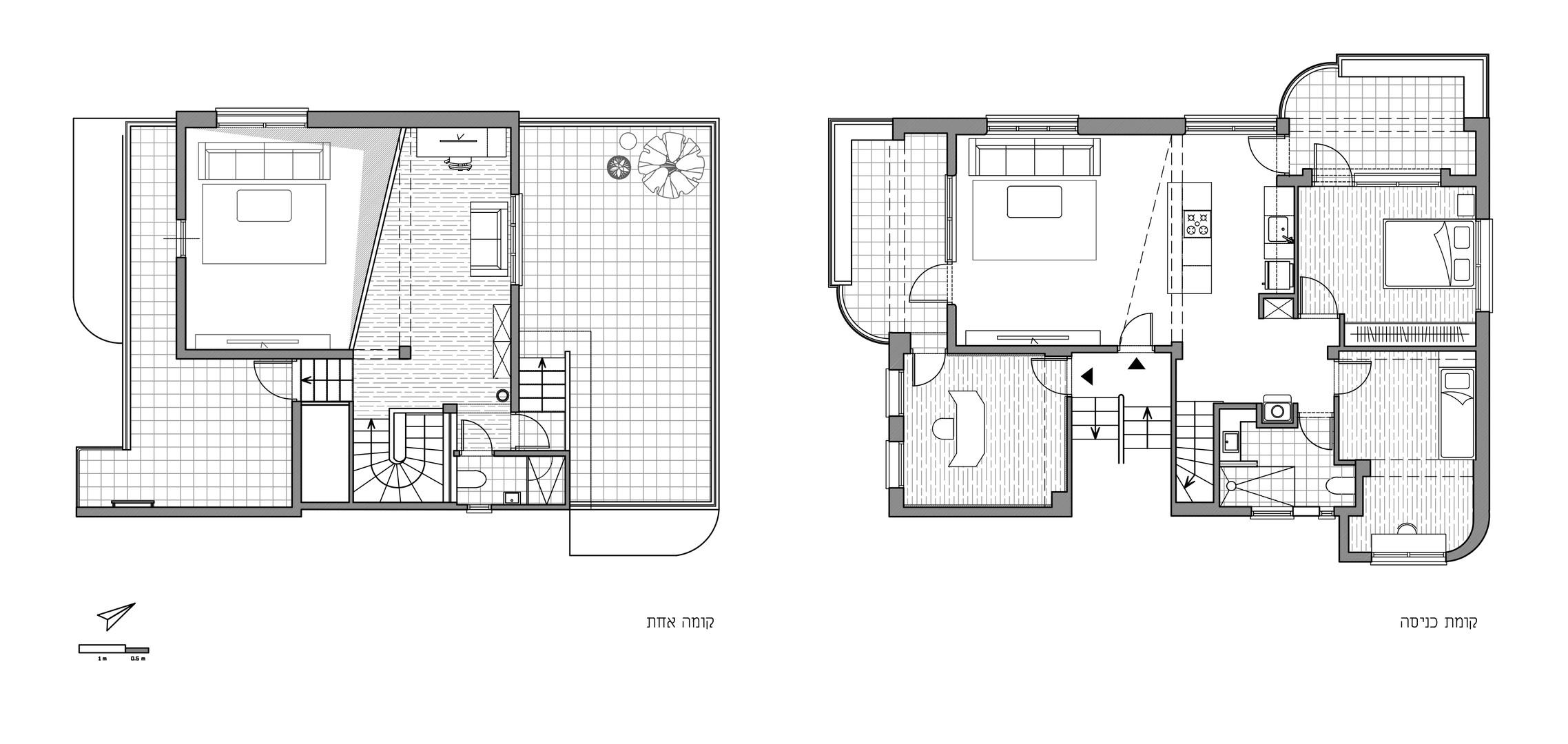 תכניות הדירה