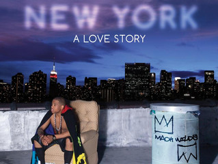 Mack Wilds' forgotten love story