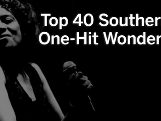 "It's ""One-Hit Wonder Day"", celebrate with these Top 40 Southern one-hit wonders"