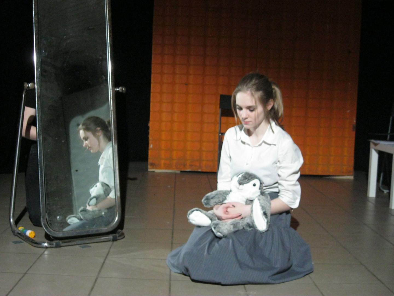 Theater spielen mit eigenen Stücken