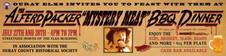 The Alferd Packer 'Mysery Meat' BBQ Dinner