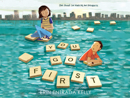 You Go First - Valentine's Day Book Review