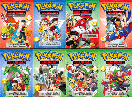 Pokémon Adventures: Ruby & Sapphire