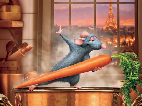 Ratatouille - Valentine's Day Review
