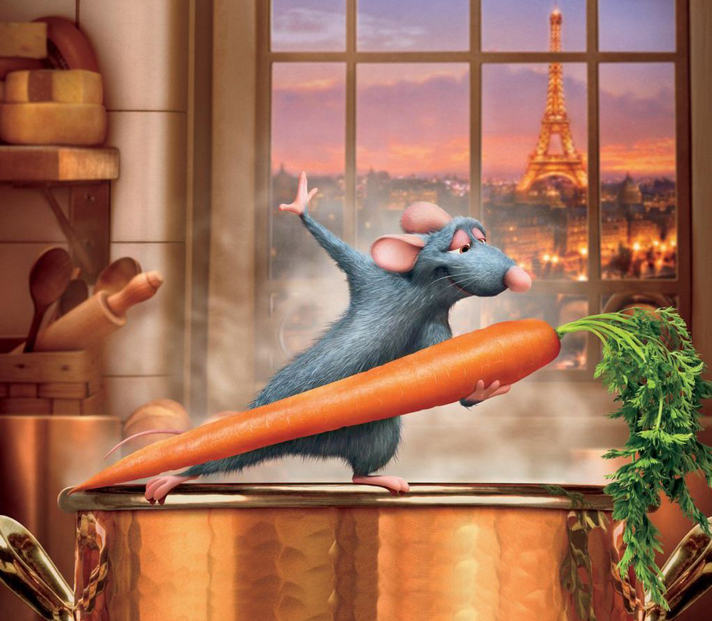 Ratatouille Valentine S Day Review