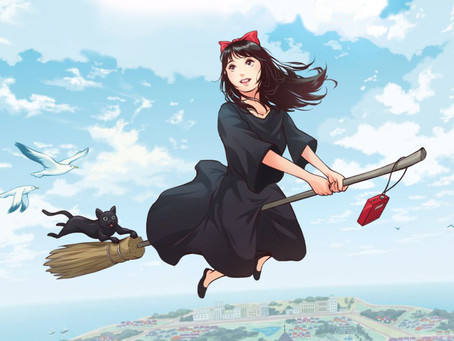 Kiki's Delivery Service - Novel