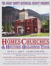 Homes, Churches, & Historic Buildings Tour