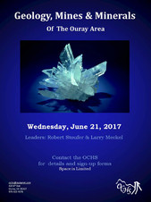 Geology, Mines & Minerals of the Ouray Area