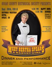 Meet Bertha Spears